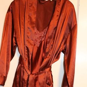 Victoria Secret Slip and matching Robe